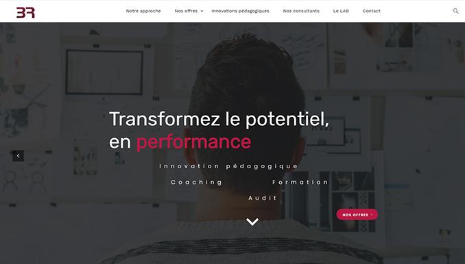 Site web 3R Consultants