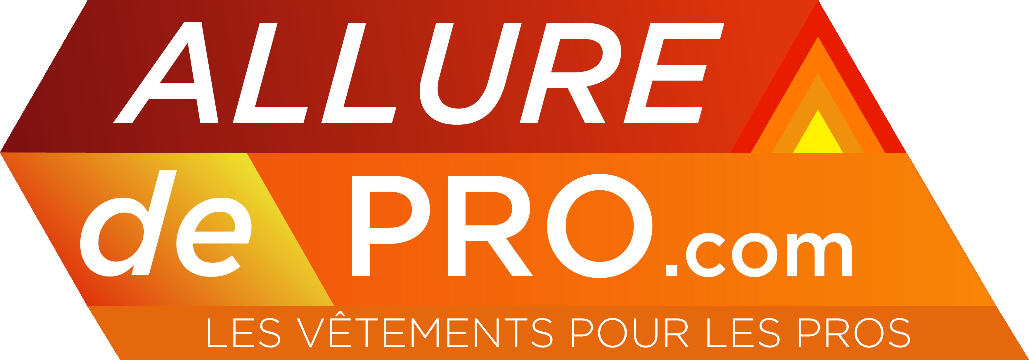 Logo Allure de Pro réalisé par La Quincaillerie