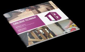 Catalogue Technibat réalisé par La Quincaillerie