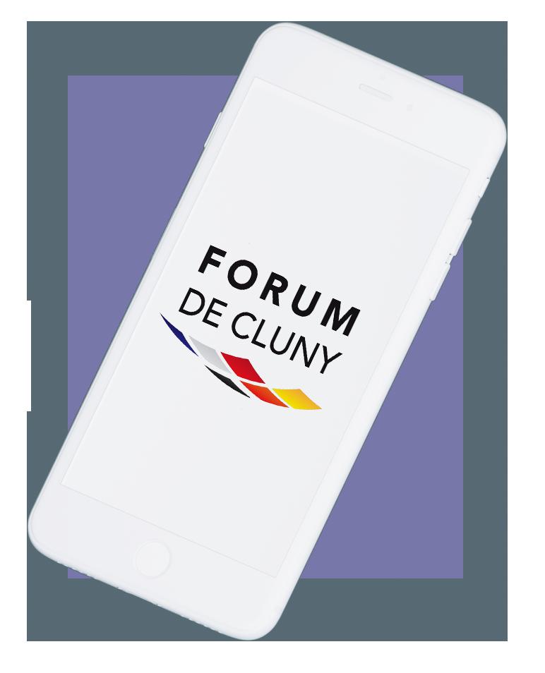 Logo Forum de Cluny