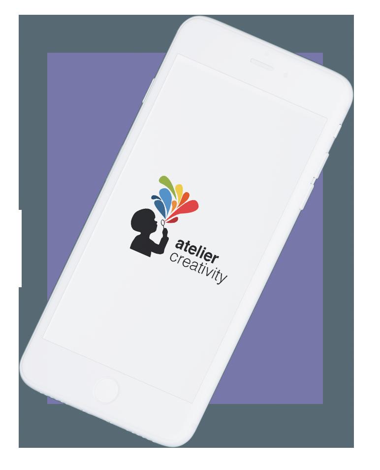 Logo Atelier Creativity