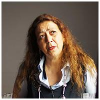 Hayette Boumezlag Fondatrice du restaurant Cinetalia
