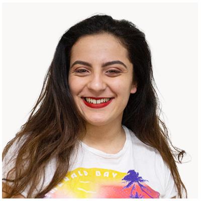 Lina AIN FARES Experte en infographie et graphisme