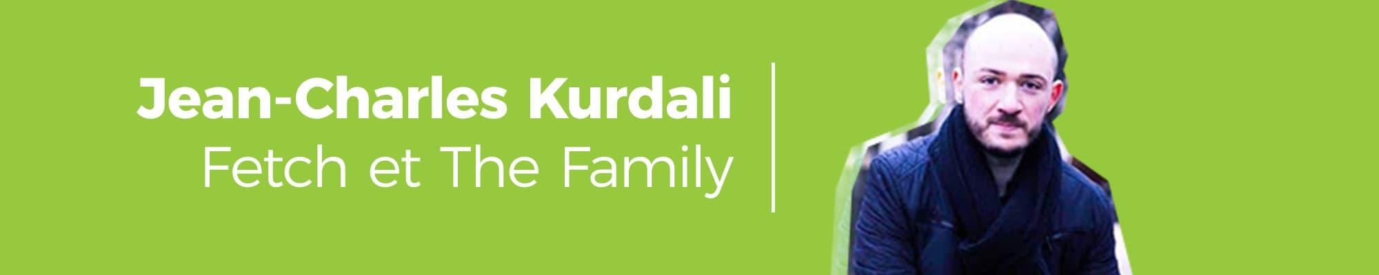 Jean Charles Kurdali entrepreneur inspirant fondateur de Fetch