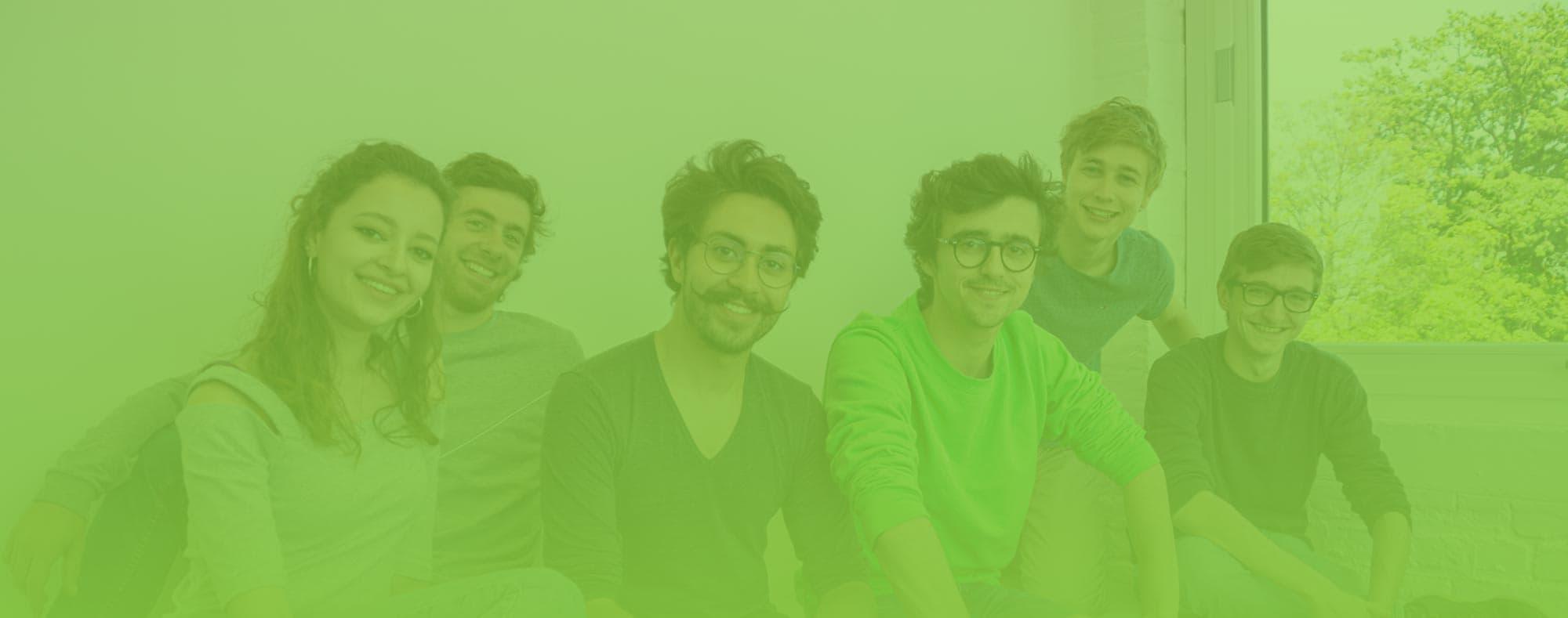 Équipe de La Quincaillerie - Agence digitale à Lille