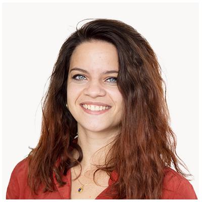 Laurine Savreux - Graphiste à l'agence web La Quincaillerie à Lille