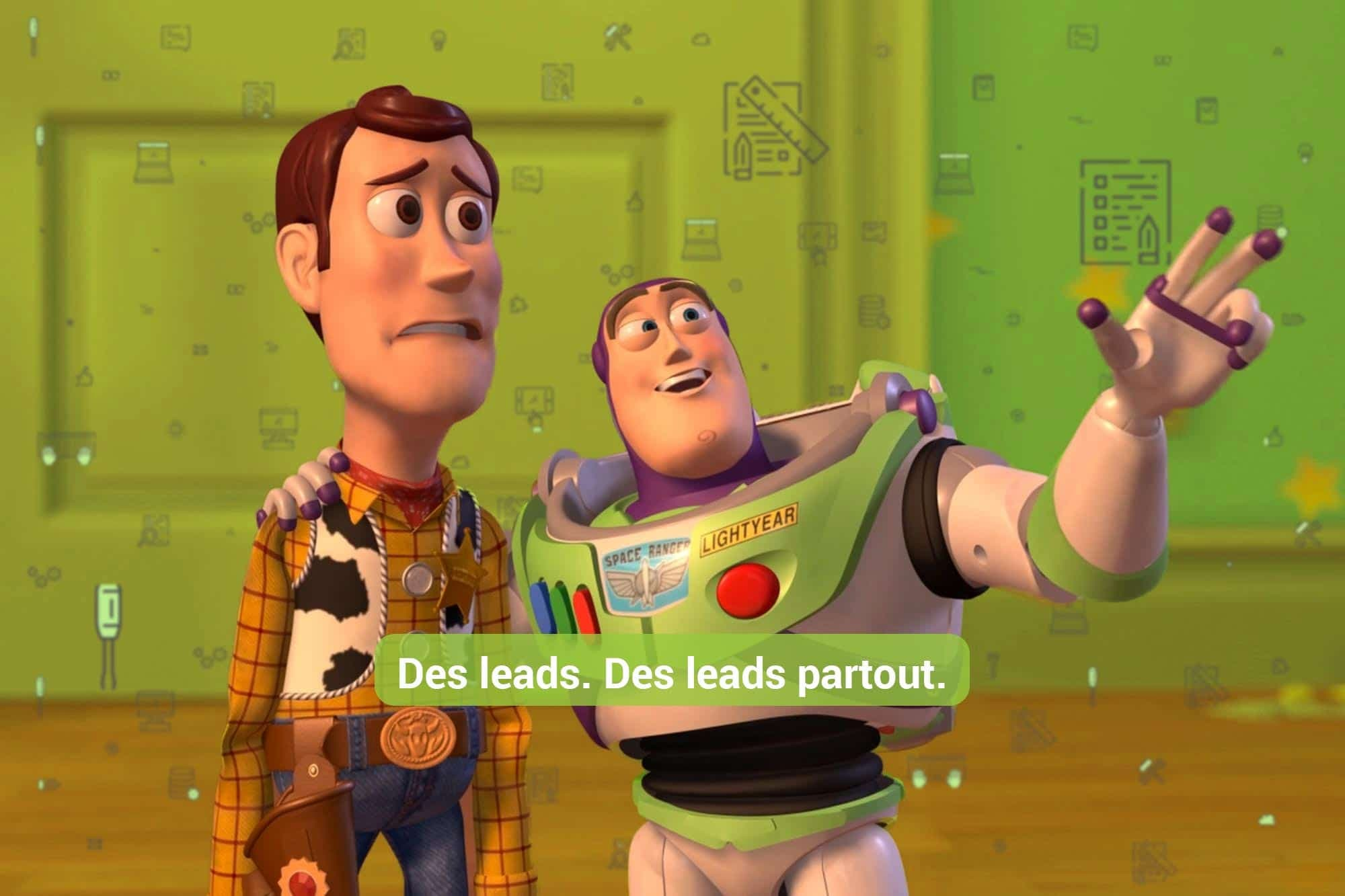Comment générer des leads ? Par l'agence digitale La Quincaillerie à Lille
